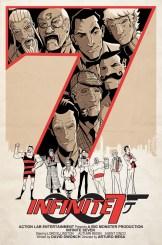 Infinite Seven #7 Cover A