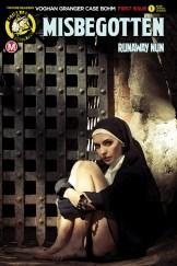 Misbegotten #1 Cover C