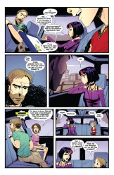 The Harcourt Legacy #1 Page 5