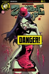 Zombie Tramp Origins #3 Cover D