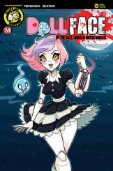 DollFace #10 Cover C Zoe Stanley