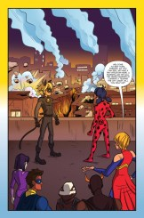 Miraculous Adventures #3 Page 1