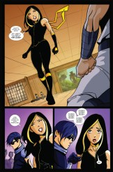 Shinobi Ninja Princess V2 #2 Page 5