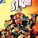 Actionverse #3 featuring Stray Cover A