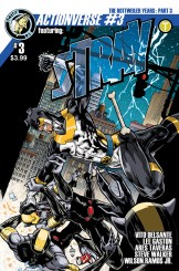Actionverse #3 featuring Stray Cover C