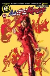 AmeriKarate #8 Cover E Cosplay