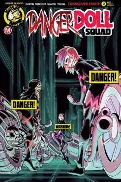 Danger Doll Squad #2 Cover B