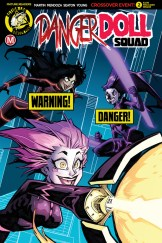 Danger Doll Squad #2 Cover F