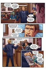 Jack Hammer Paper Hero One-Shot Page 2