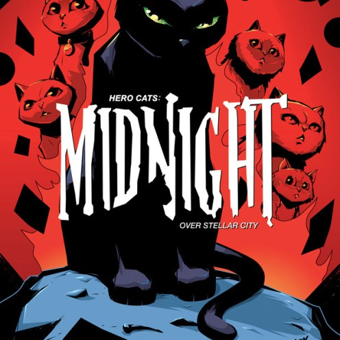 Midnight Volume 2 Cover