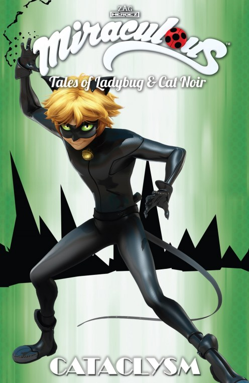 Miraculous Volume 6 Cataclysm TPB Cover