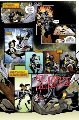 Actionverse #4 featuring Stray Page 5