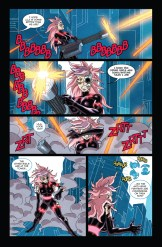 Danger Doll Squad #3 Page 6