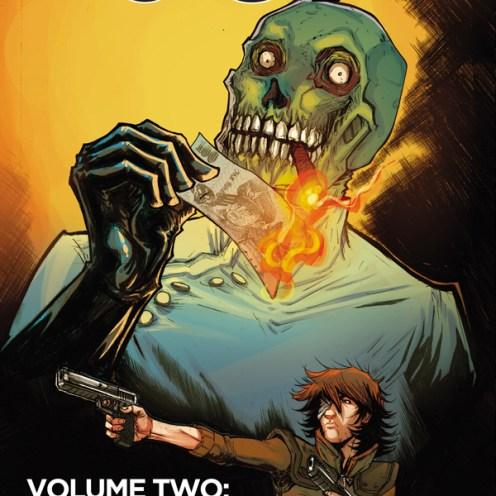Infinite Seven Volume 2 Cover