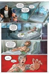 Infinite Seven Volume 2 Page 1