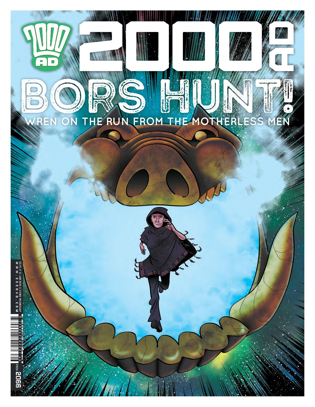 Review 2000 ad prog 2066