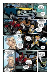 Actionverse #5 Featuring Stray Page 2