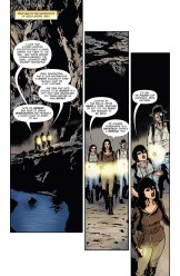 Athena Voltaire and the Sorcerer Pope #1 Page 6