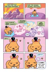 Sami the Samurai Squirrel Welcome to Woodbriar Page 2