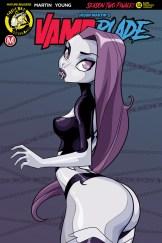 Vampblade Season 2 #12 Cover E