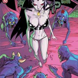 Zombie Tramp #44 Cover A