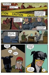 Actionverse #6 featuring Stray Page 5