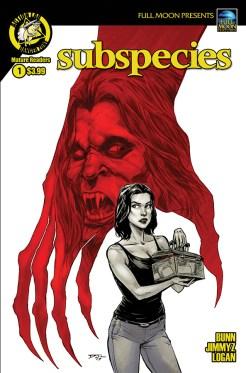 Subspecies #1 Cover A