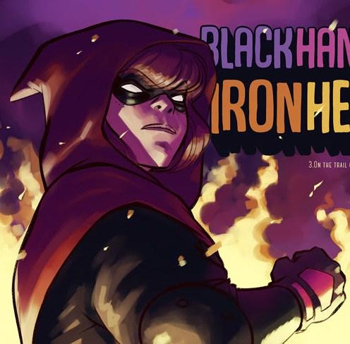 blackhand ironhead 3