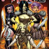 Danger Doll Squad Volume 2 #1 Cover E