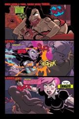Danger Doll Squad Volume 2 #1 Page 1