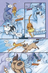 Hero Cats Volume 7 #19 Page 2