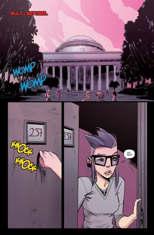 Zombie Tramp Volume 13 #43 Page 1