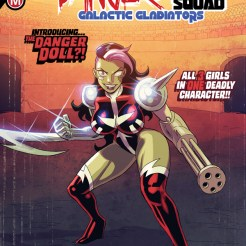 Danger Doll Squad Volume 2 #2 Cover A