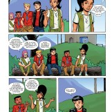 Ghoul Scouts Volume 2 #3 Page 5