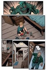 Black Betty #5 Page 1