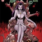 Zombie Tramp #49 Cover A Celor