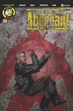 Aberrant #3 Cover A