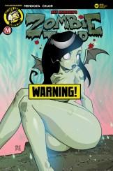 Zombie Tramp #51 Cover F Mendoza