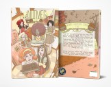 Nutmeg Hardcover Edition Fall Cover and Back Cover