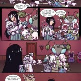 Vamplets Undead Pet Society #1 Page 2