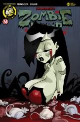 Zombie Tramp #52 Cover E Dan Mendoza
