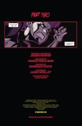 Vampblade Season Three #6 Page 2 Credits Page