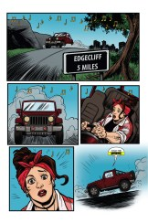 Black Betty #6 Page 1