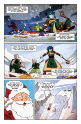 NorthStars Volume 2 Yeti Wedding Page 3