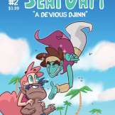Seafoam A Friend for Madison #2 Cover