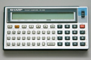 名機 PC-1262