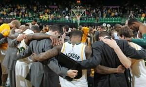 Baylor Team Prayer