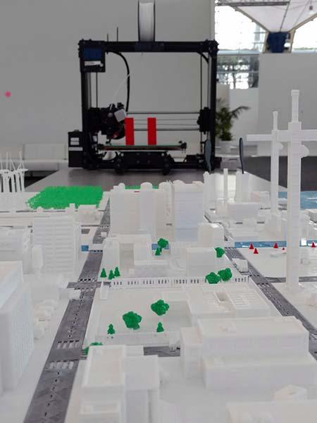 SD3D and Aon Team Up to 3D Print Entire City - 3Printr com