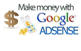 making money with gogle adsense