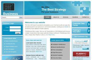 Download free business portfolio theme